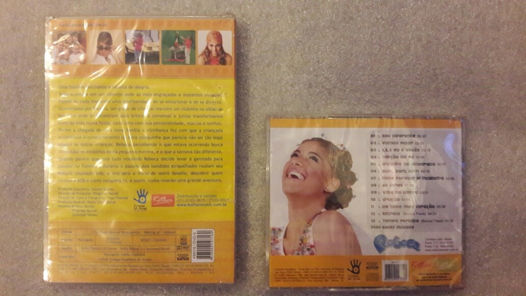 dvd rebeca nemer