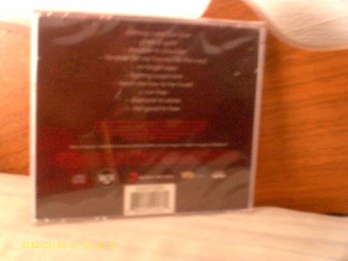 rebecca ferguson - heaven - cd nacional