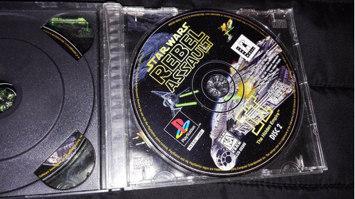 rebel assault 2 psone