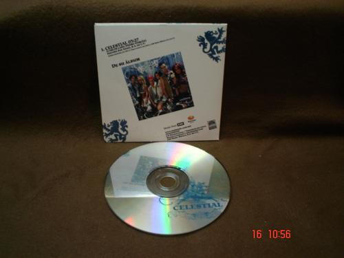 rebeld  rbd cd single - celestial