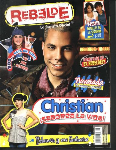 rebelde - revista oficial - nro. 18 - año 03 (14-09-2007)