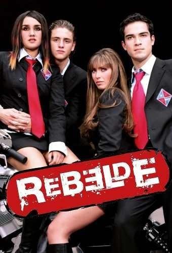 rebelde serie completa digital