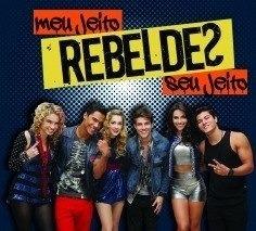 rebeldes - meu jeito seu jeito-2012 cd novo lacrado original