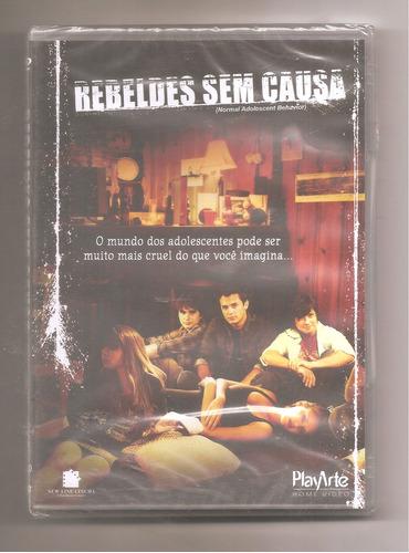 rebeldes sem causa dvd lacrado