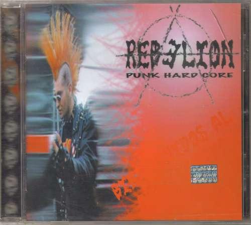 rebelion - bienvenidos al apocalipsis ( punk hardcore ) cd