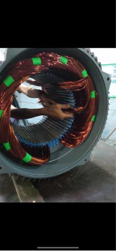 rebobinado de motores electricos