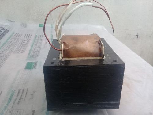 rebobinado de transformadores de baja y media tensión