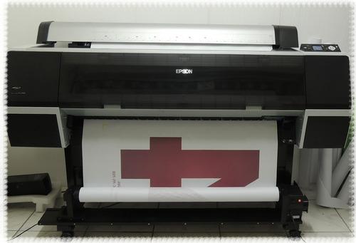 rebobinador papel automatizado impressora plotter até 120cm