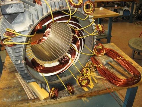 rebobinados, venta y mantenimiento d motores y bombas d agua