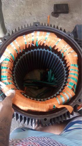 rebobinagem em motores elétricos