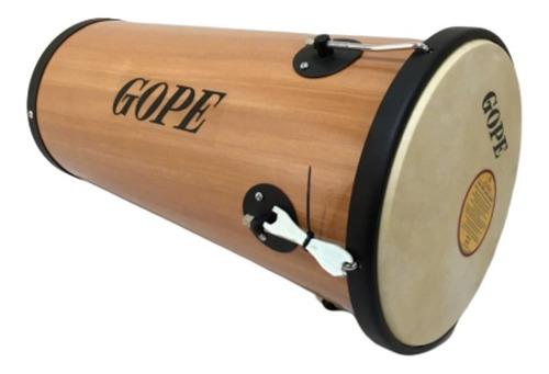 rebolo gope cônico 10 pol. 50cm madeira epoxi lme5010tma