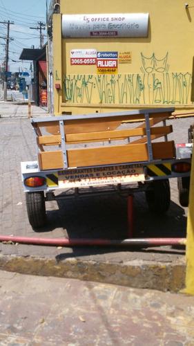 reboque para carga 2 mts