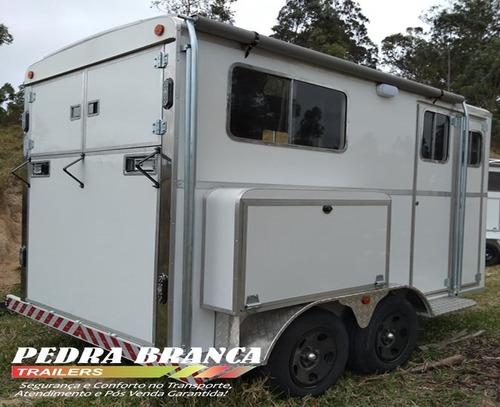 reboques carretas trailers para cavalos - itatiba sp