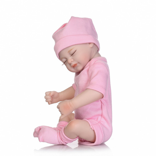 reborn baby doll girl baby bath toy