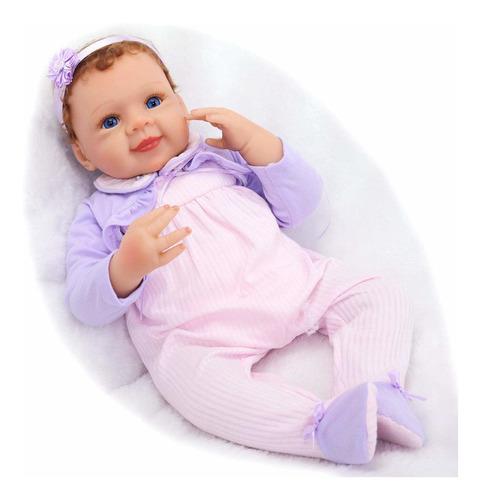 reborn baby doll muñecas realistas realistas niñas ka...