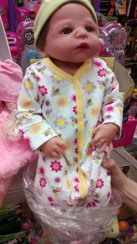 reborn bebe realista boneca de silicone