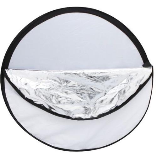 rebotador reflector camara dslr plegable 5 en 1 fotga