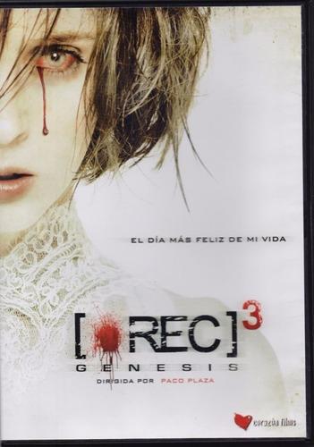 rec 3 genesis pelicula dvd
