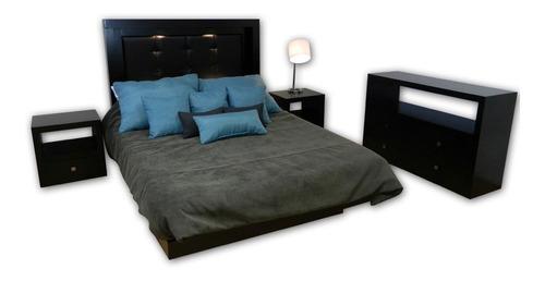 recamara eleganza minimalista mobydec muebles