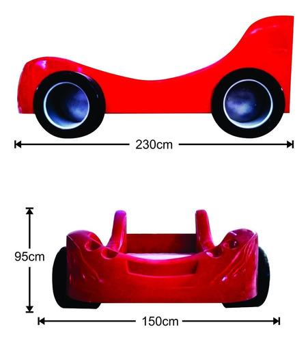 recámara individual. modelo automóvil.