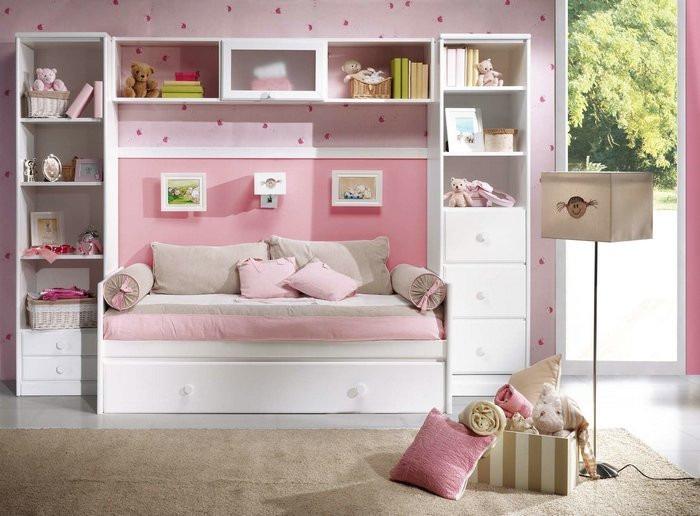 Recamara infantil 19 en mercado libre - Muebles para cuarto de nina ...