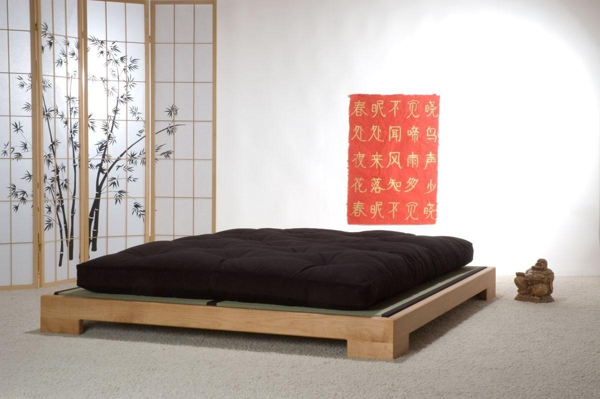 Recamara matrimonial japonesa lounge muebles lluminat for Precio recamara matrimonial