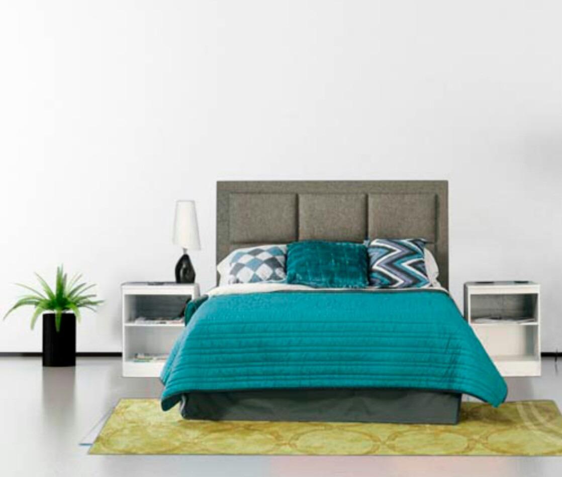 Recamara matrimonial moderna minimalista 2 en for Decoracion de recamaras modernas y minimalistas