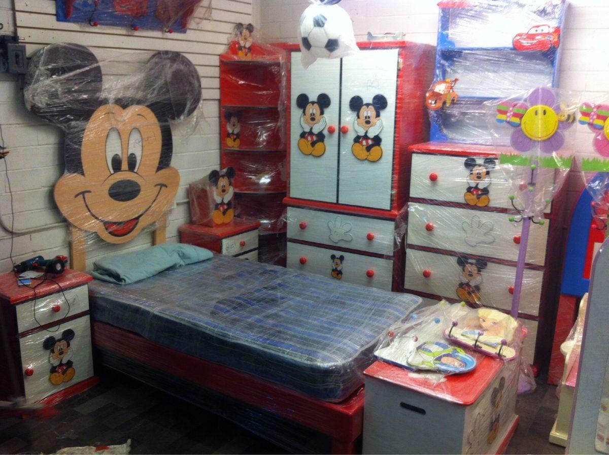 Recamara mickey mouse toy story disney lagunilla - Muebles de mickey mouse ...