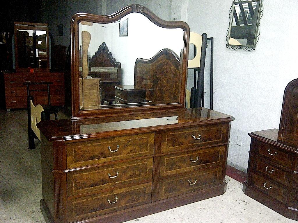 Recamara provenzal modernista en madera fina 38 en mercado libre - Fotos en madera ...