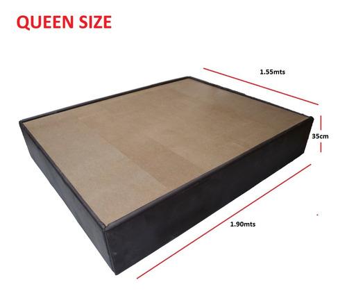 recamara queen completa 6 piezas incluye base envió gratis