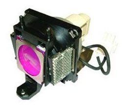recambio para benq mp720p de la lámpara y de la vivienda