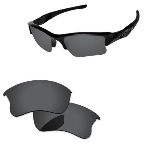 f822469125 Recambio Policarbonato Negro Lentes De Oakley Flak Jacket ...