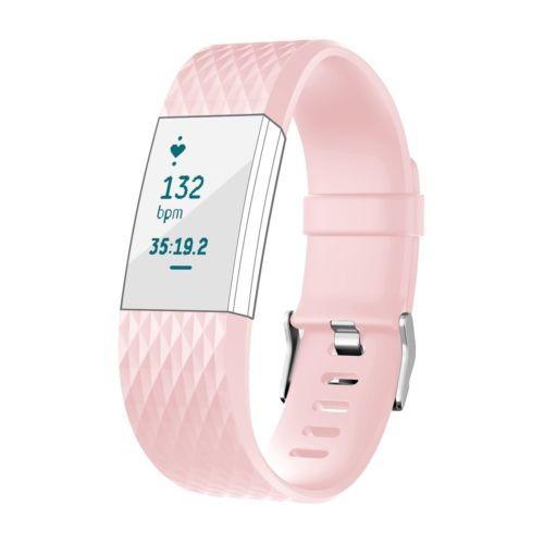 recambio silicona caucho correa pulsera brazalete... (pink)