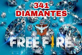 Recarga 341 Diamantes Free Fire Con Id