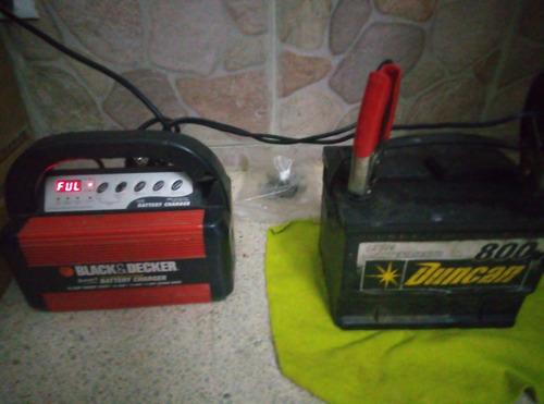 recarga batería automotriz