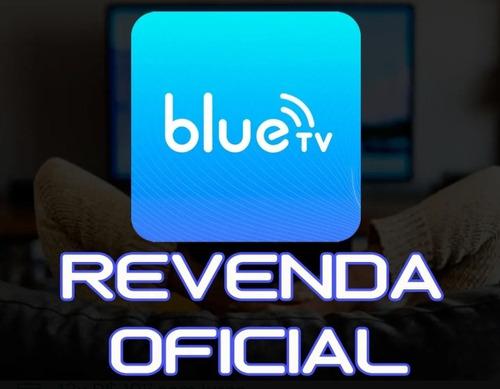 recarga blue tv mensal gift card oficial. envio imediato!