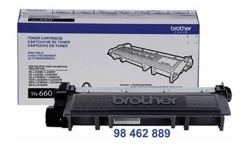 recarga brother tn660 2320/2360/2720 2600 impresiones