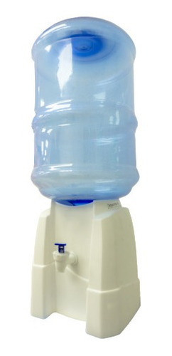 recarga de agua purificada, bidón de 20 lts.