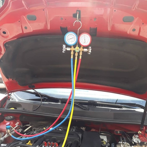 recarga de aire acondicionado para tu auto