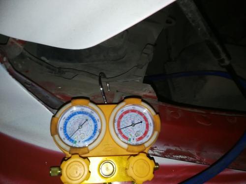 recarga de aire acondicionado para vehículos