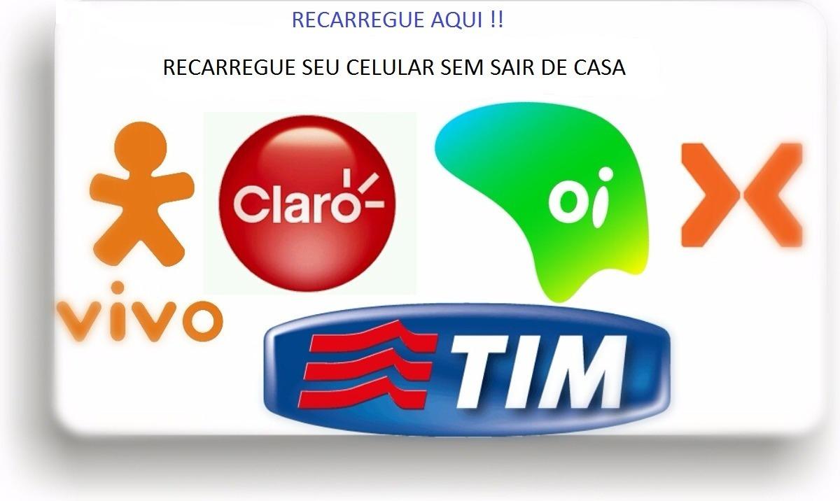 4458c1647eb recarga de celular oi - tim - vivo - claro - nextel 50 reais. Carregando  zoom.