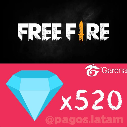 recarga de diamantes free fire
