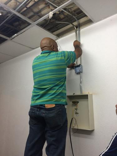 recarga de extintores - instalación de contral incendios