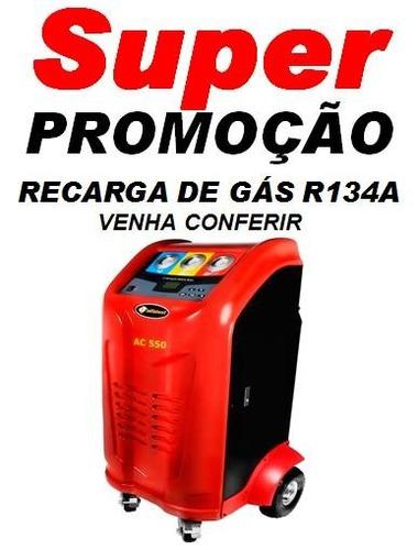 recarga de gás r134a ar condicionado automotivo r$:69,99
