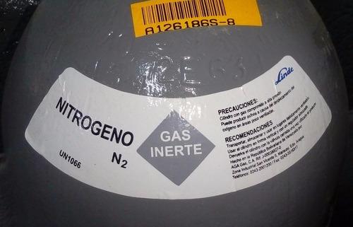 recarga de gases industriales nitrógeno 6mts3.