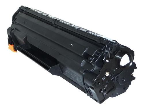 recarga de toner hp 85a negro ce285a