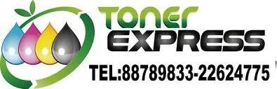recarga de toner laser b/n y color servicio express gratis