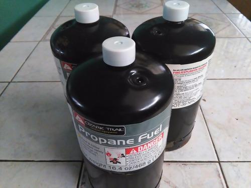recarga inmediata bombonas gas propano, refrigeración
