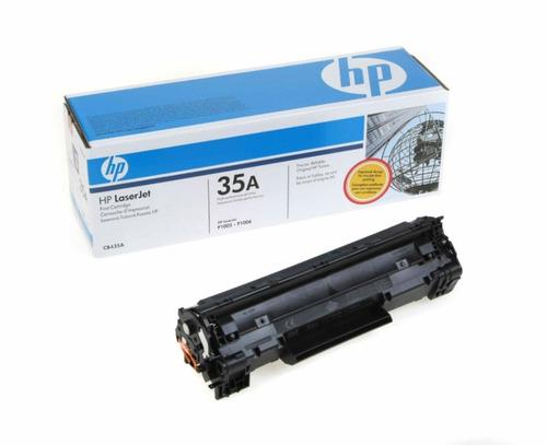 recarga toner hp cb435a cb435 435 435a 35a 35 p1005 p1006