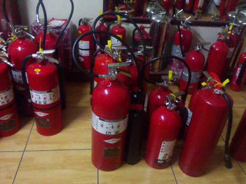 recarga y venta de extintores en lima